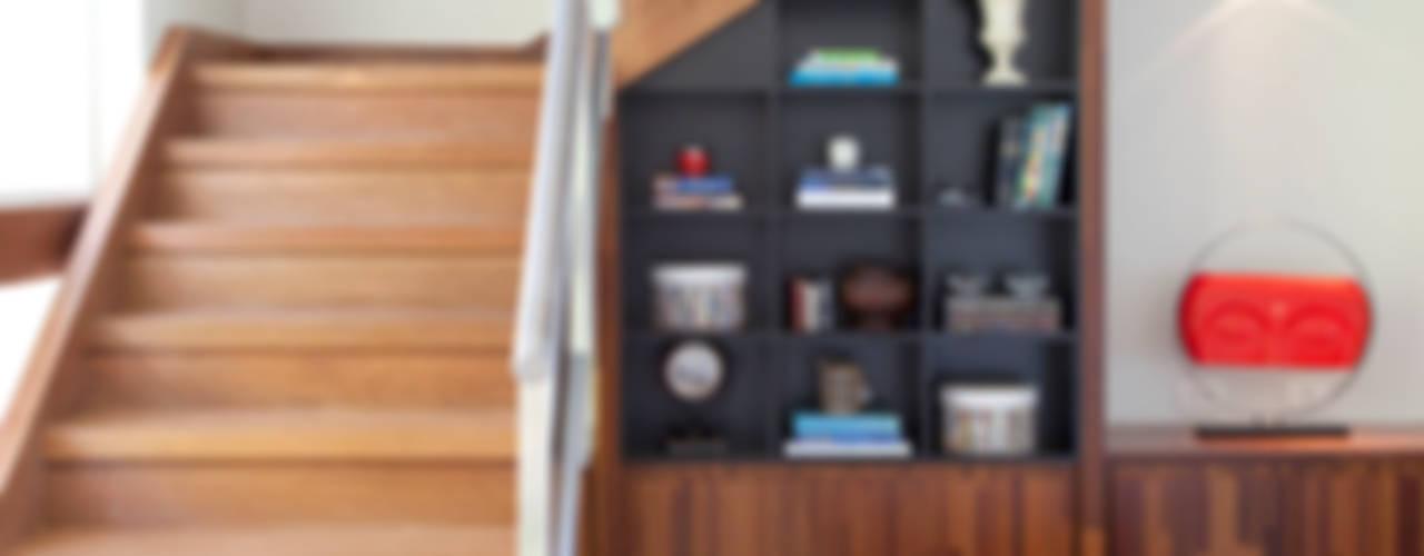 Moderne Wohnzimmer von Samy & Ricky Arquitetura Modern