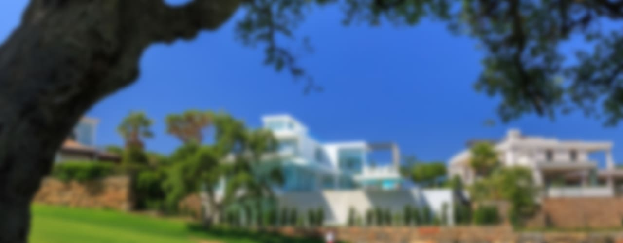 Jardines de estilo minimalista de JSH Algarve Arquitectura Lda Minimalista