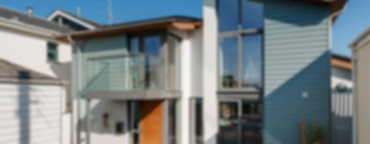Projekty,  Domy zaprojektowane przez Trewin Design Architects, Nowoczesny