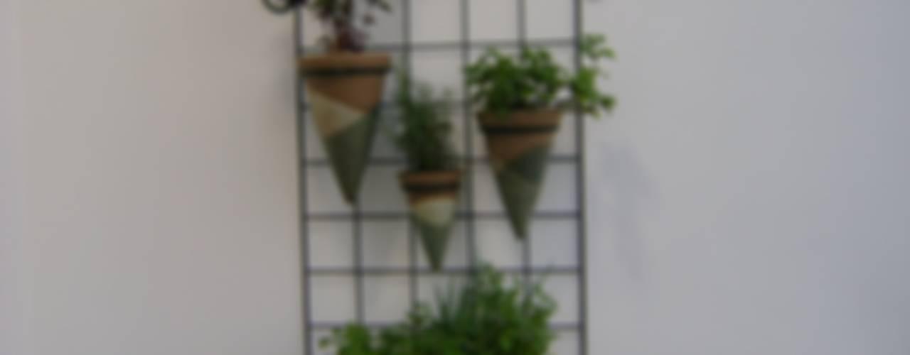 Jardines de estilo ecléctico de MC3 Arquitetura . Paisagismo . Interiores Ecléctico