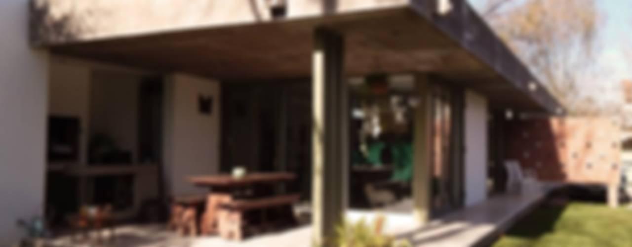 Casas de estilo  por punto2, Moderno