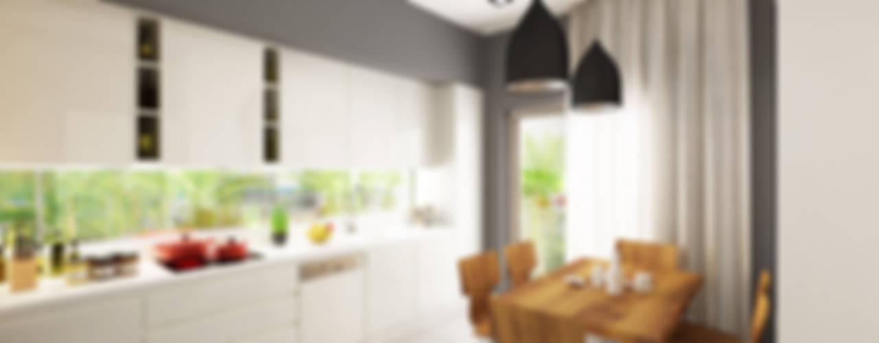 armimarlik – Mutfak: modern tarz Mutfak