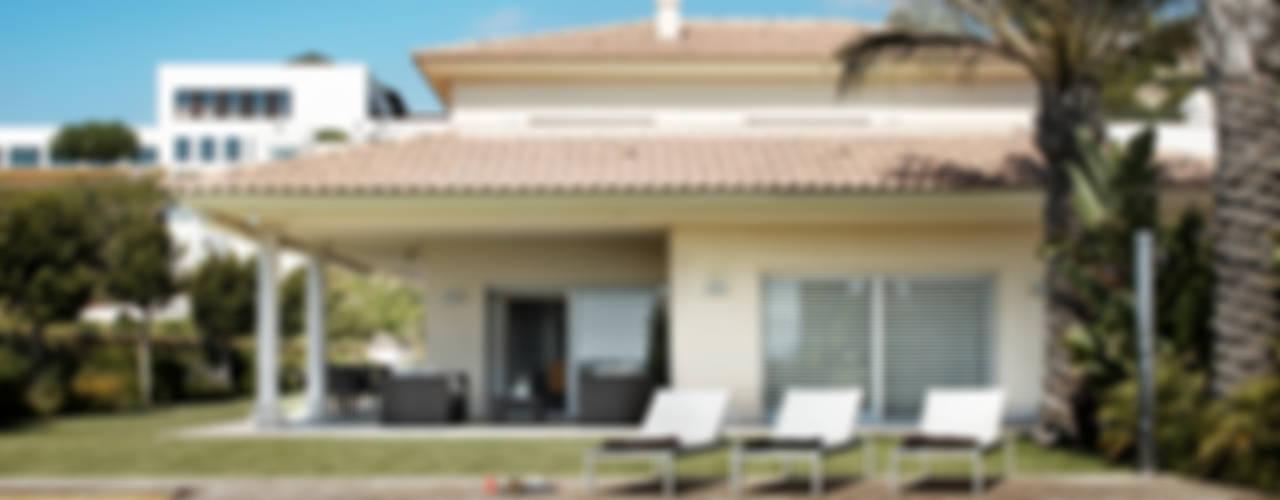 Projekty,  Domy zaprojektowane przez KASAMAR