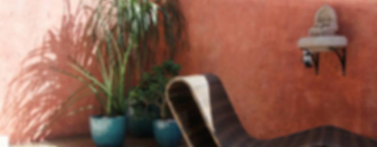 Jardines de estilo rústico de Carol Abumrad Arquitetura e Interiores Rústico