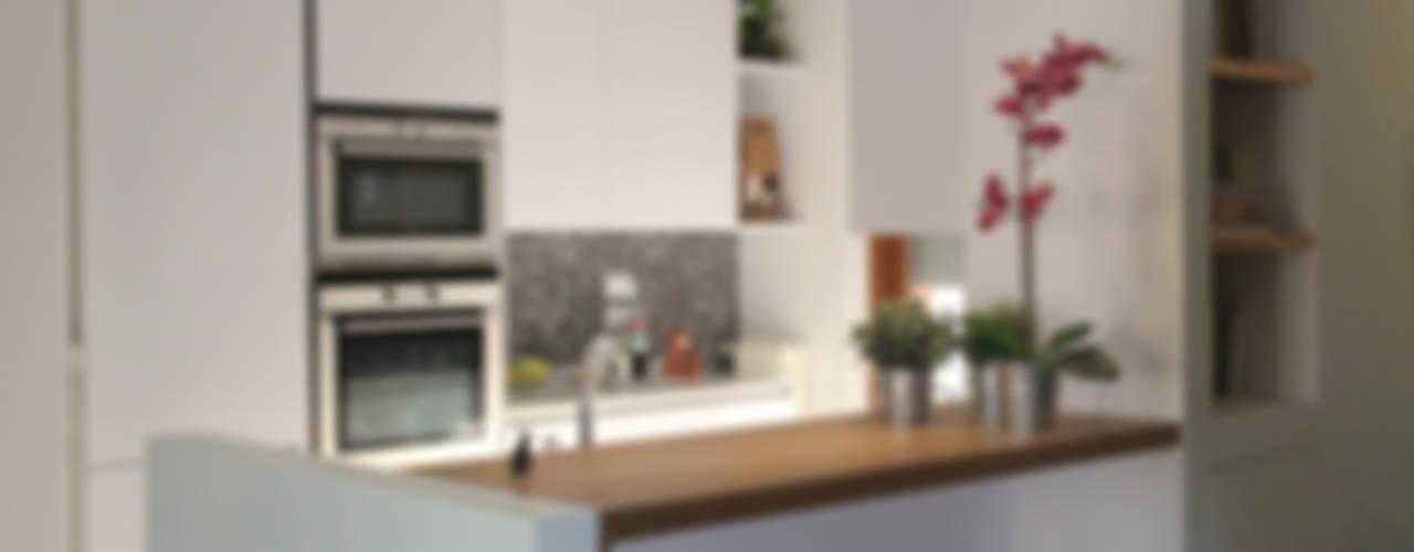 Minimalistische keukens van moovdesign Minimalistisch