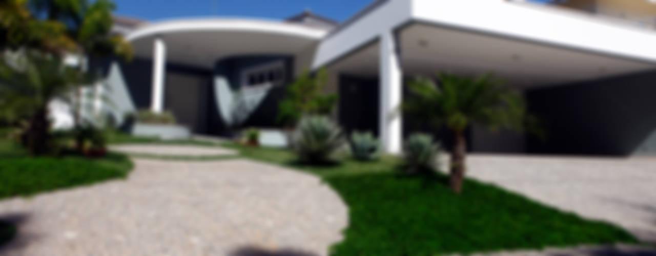 Modern Evler Vettori Arquitetura Modern