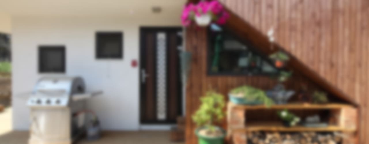 Houses by 주택설계전문 디자인그룹 홈스타일토토, Modern