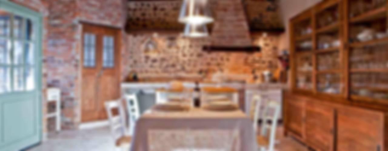 Cocinas de estilo rústico de Fabio Carria Rústico