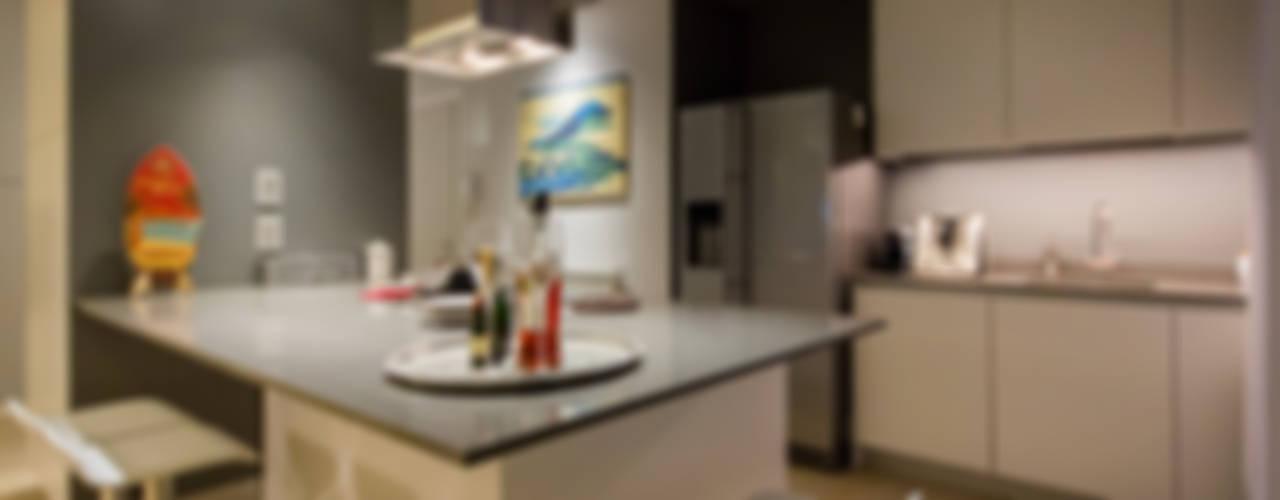 Modern Mutfak davide pavanello _ spazi forme segni visioni Modern