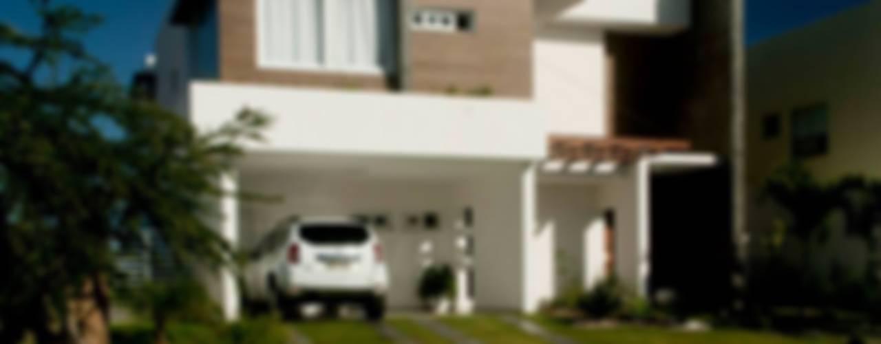 Modern houses by WB Arquitetos Associados Modern