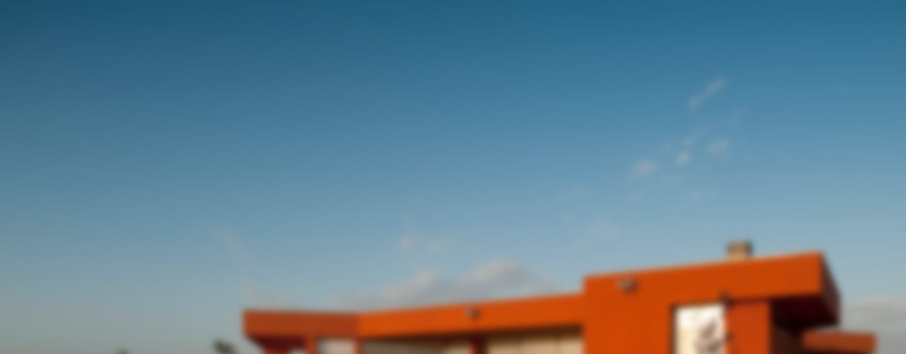X House, Bom Sucesso, Design Resort, Leisure & Golf, Óbidos Casas mediterrânicas por Atelier dos Remédios Mediterrânico