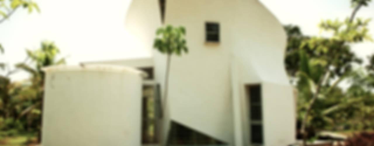 Дома в стиле модерн от Play Architecture Модерн