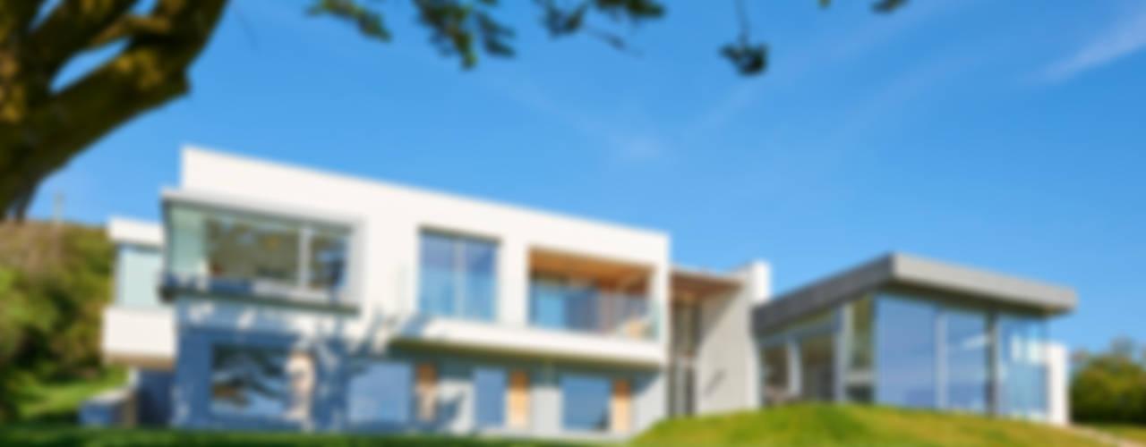 Sandhills Nowoczesne domy od Barc Architects Nowoczesny