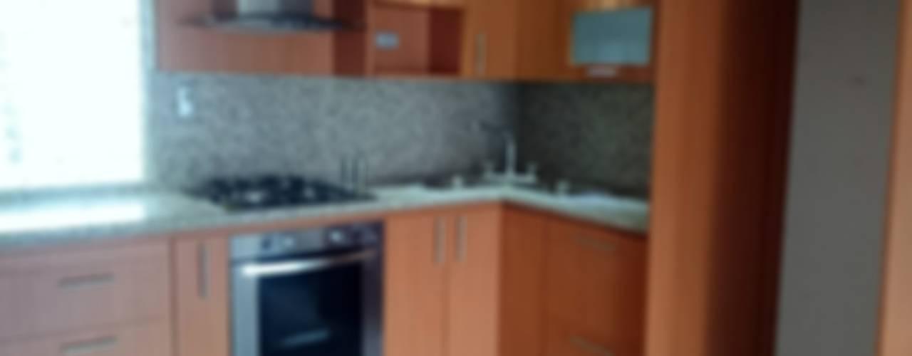 Projekty,  Kuchnia zaprojektowane przez ANDRES COCINAS Y MARMOL
