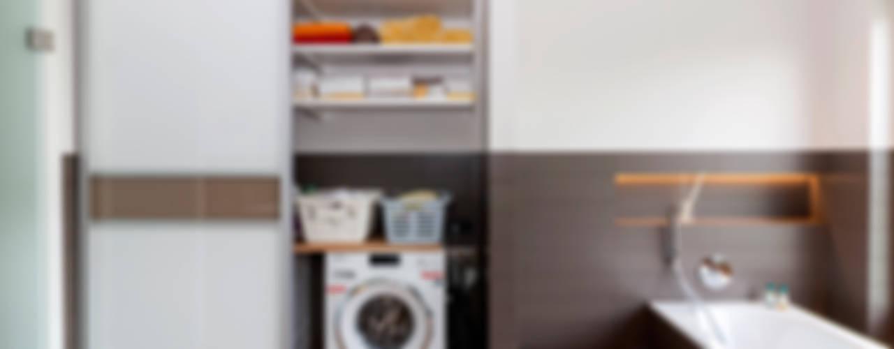 Projektfotos: Aufbewahrungs-Lösungen für jeden Raum Moderne Badezimmer von Elfa Deutschland GmbH Modern
