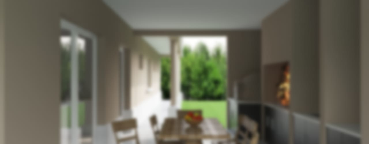 Casa Rodriguez Casas clásicas de D+D Studio Clásico