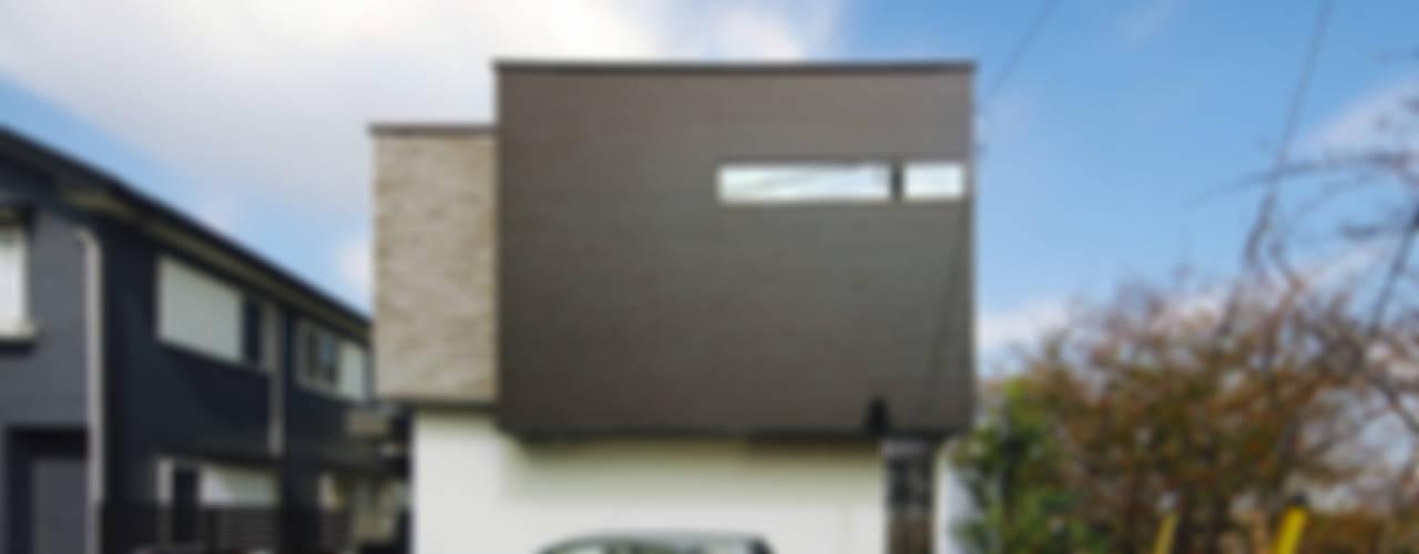 眺望の家: TERAJIMA ARCHITECTSが手掛けた家です。,モダン