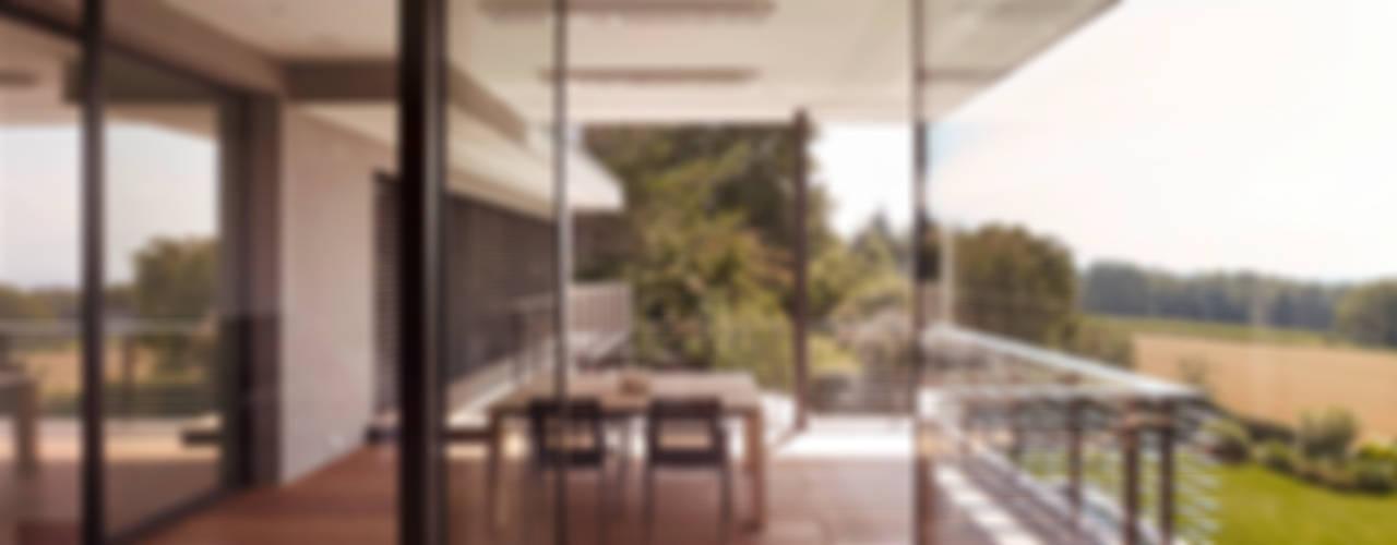 Objekt 329 / meier architekten:  Terrasse von meier architekten