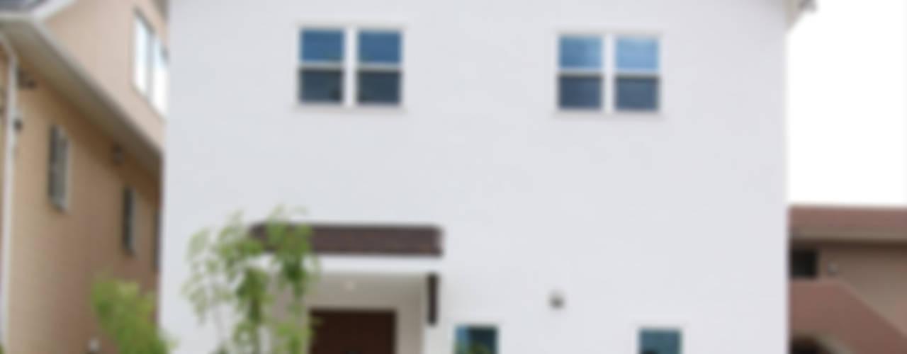 ジャストの家의  주택, 미니멀