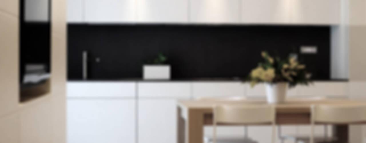 Max House tea.rchitettura Soggiorno minimalista
