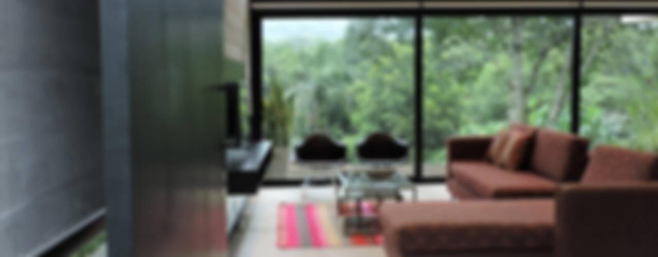 casa DL Puertas y ventanas minimalistas de jose m zamora ARQ Minimalista