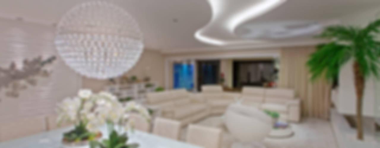 modern Living room by Designer de Interiores e Paisagista Iara Kílaris