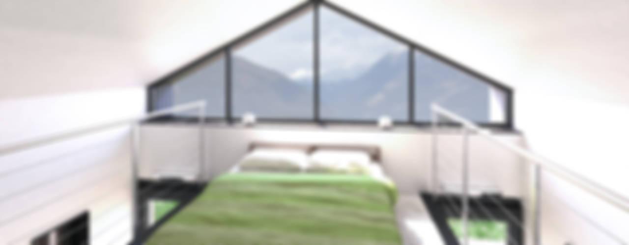 Dormitorios de estilo  por 3d-arch