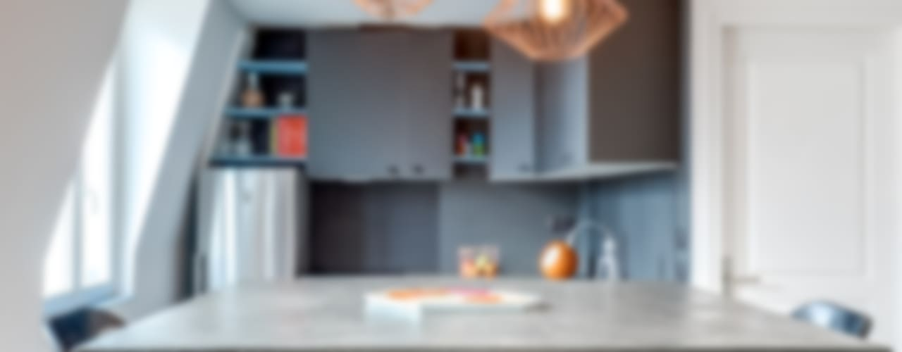 Dapur oleh Transition Interior Design , Modern