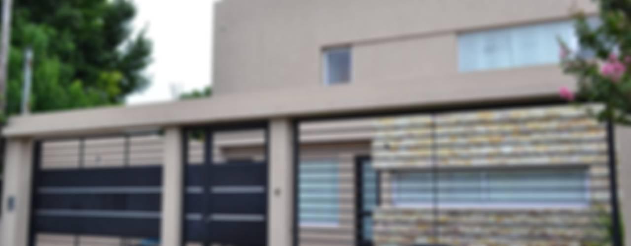 Casas de estilo  por epb arquitectura