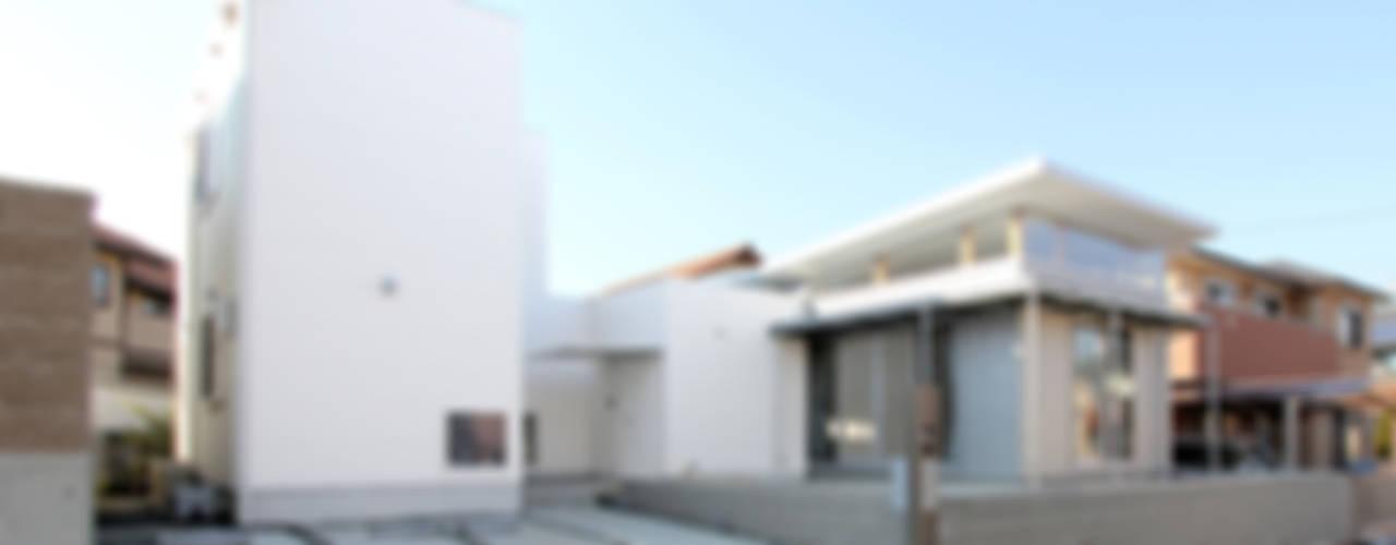 神戸市西区の家 モダンな 家 の 環境建築計画 モダン