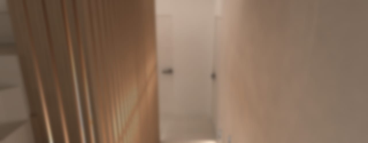 A-partmentdesign studio의  복도 & 현관, 미니멀