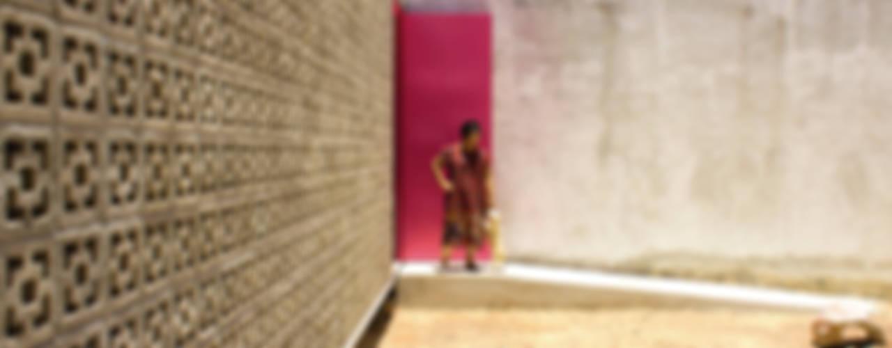 Casas de estilo  por TACO Taller de Arquitectura Contextual