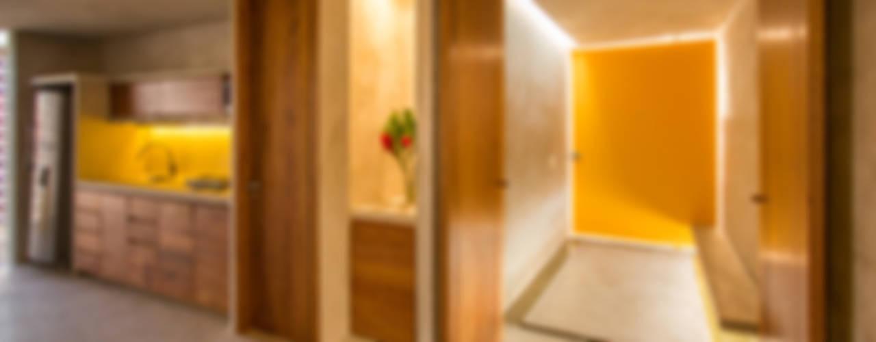 Kitchen by TACO Taller de Arquitectura Contextual