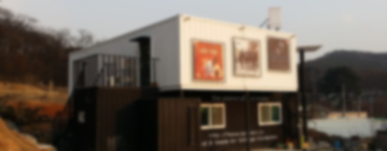 Modern houses by 신짱 칼라하우스 Modern