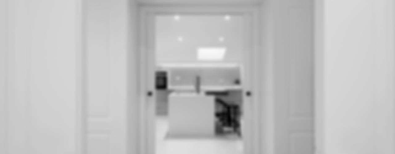 Moderne keukens van ZETAE Studio Modern