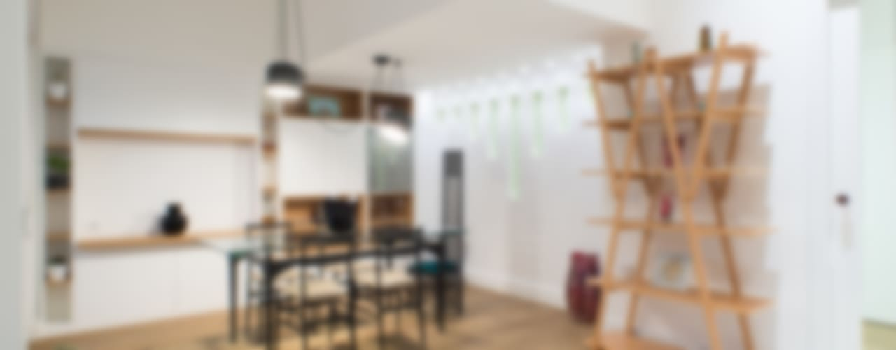 غرفة السفرة تنفيذ ZETAE Studio