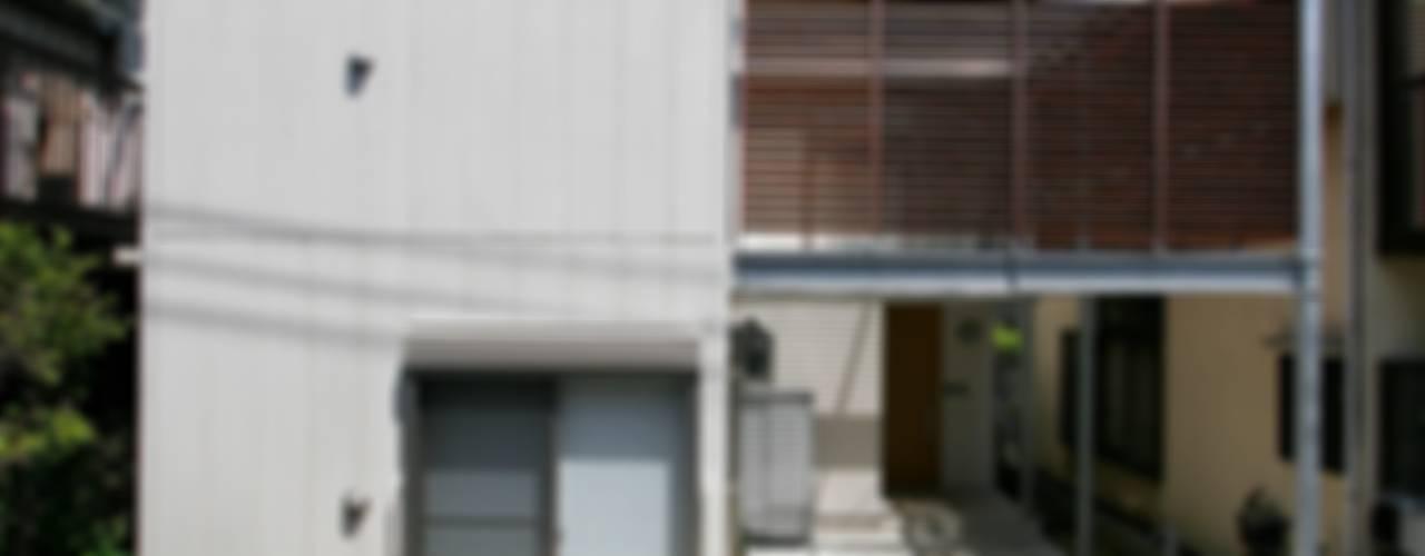 MS-House: 仲摩邦彦建築設計事務所 / Nakama Kunihiko Architectsが手掛けた家です。,モダン