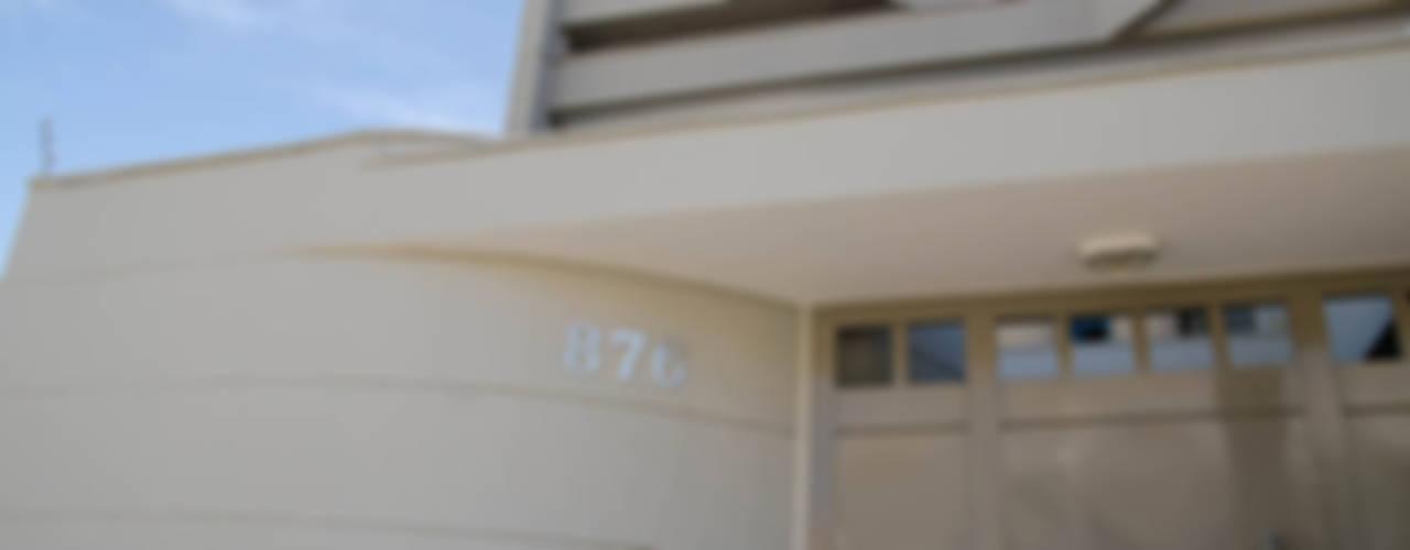 Residência SSC Casas modernas por A/ZERO Arquitetura Moderno