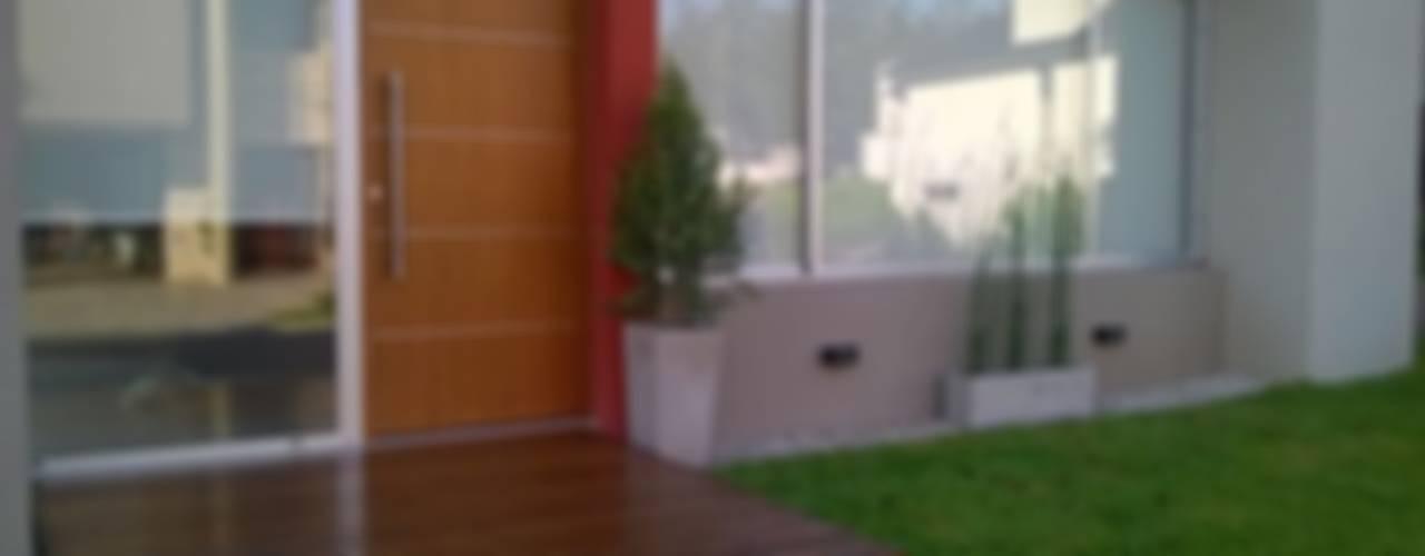 Soleloir: Casas de estilo  por Arq Andrea Mei   - C O M E I -