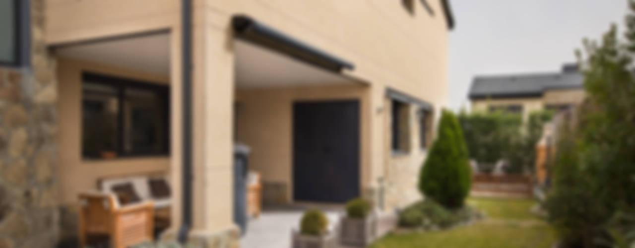 Casa en El Boalo (Madrid) Casas de estilo moderno de Alejandro León Photo Moderno