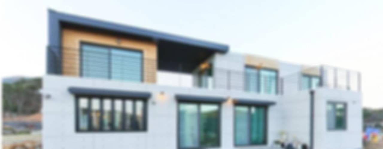 Casas modernas: Ideas, imágenes y decoración de 한글주택(주) Moderno