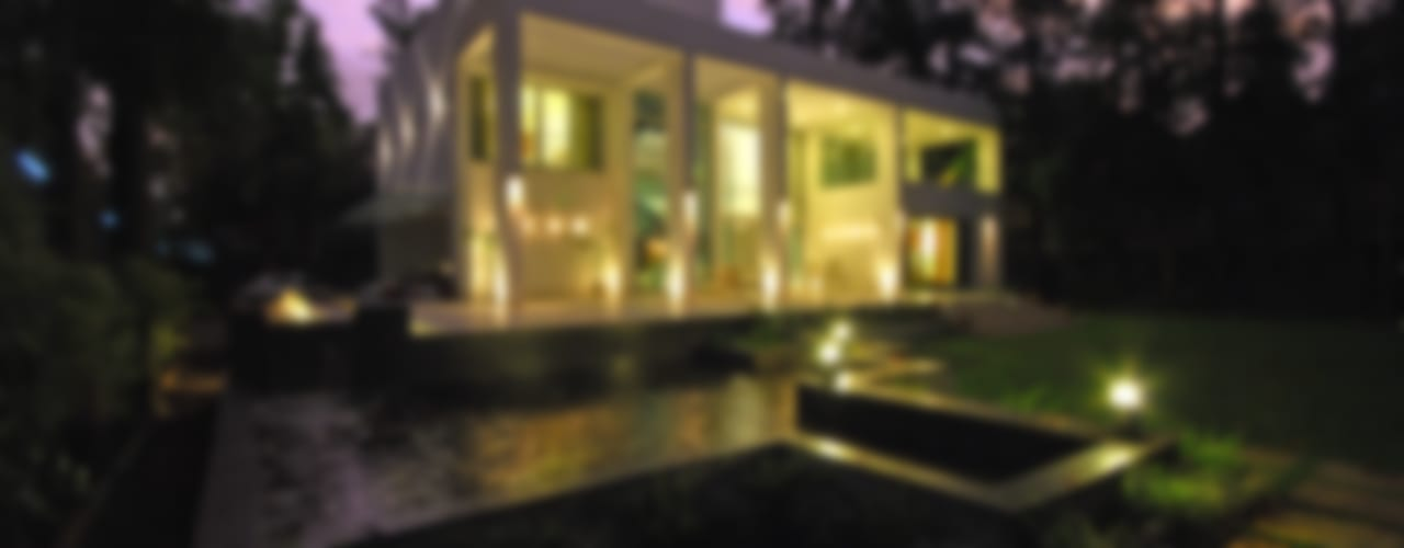 Minimalist houses by Chaney Architects Minimalist