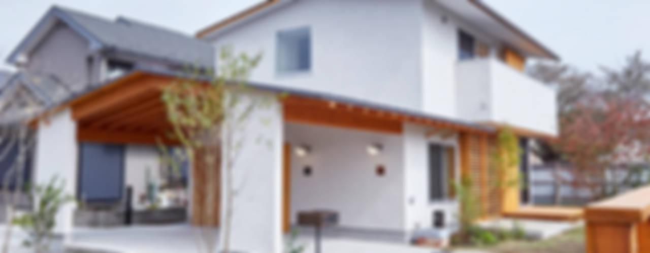 一級建築士事務所co-designstudio의  주택, 북유럽