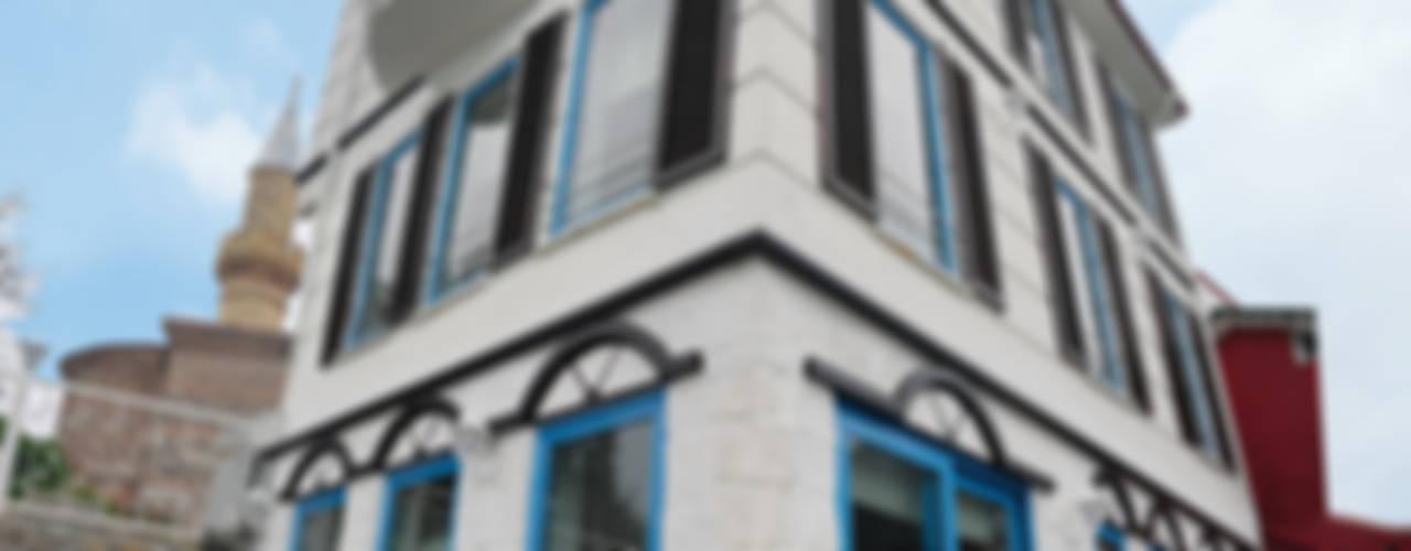 Bilgece Tasarım – Mekan Tasarımı: modern tarz Evler