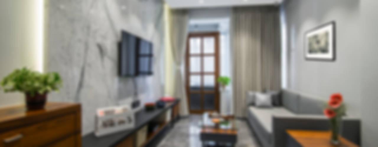 Residential - Marine Drive: modern  by Nitido Interior design,Modern