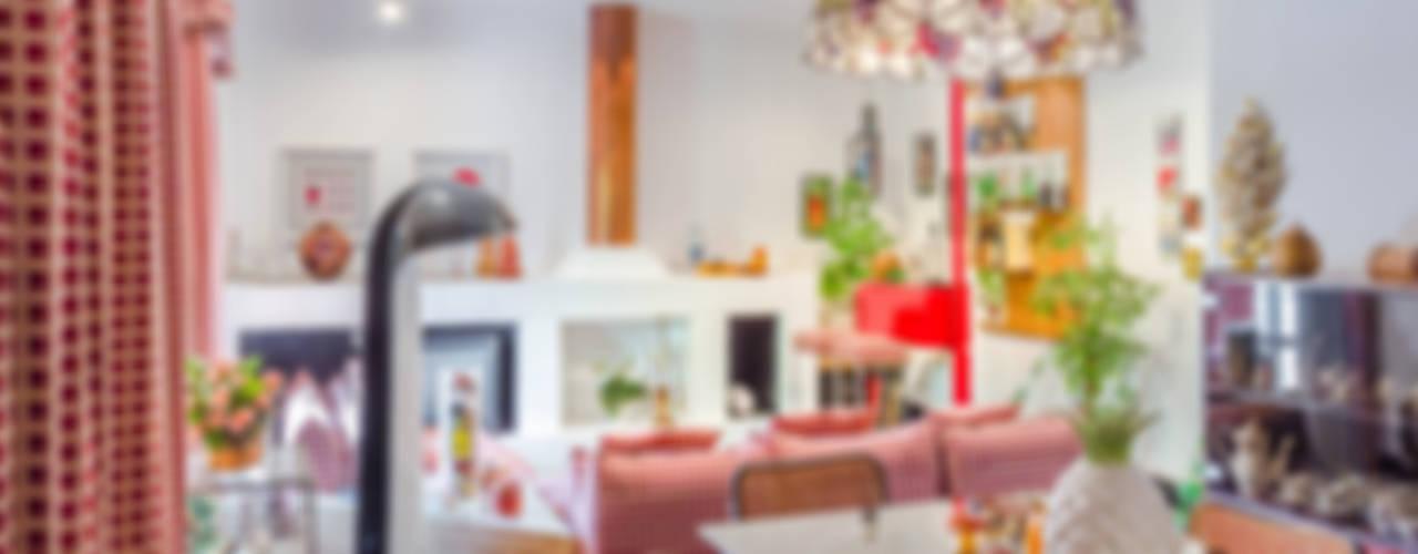 Mediterranean style dining room by Pedro Brás - Fotógrafo de Interiores e Arquitectura | Hotelaria | Alojamento Local | Imobiliárias Mediterranean
