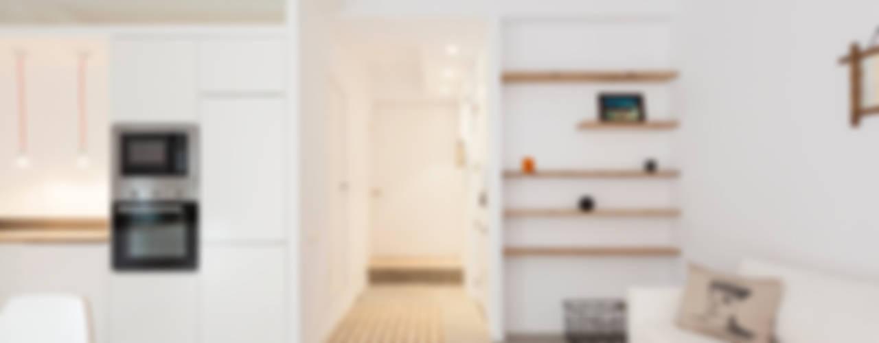 Столовая комната в стиле модерн от OAK 2000 Модерн