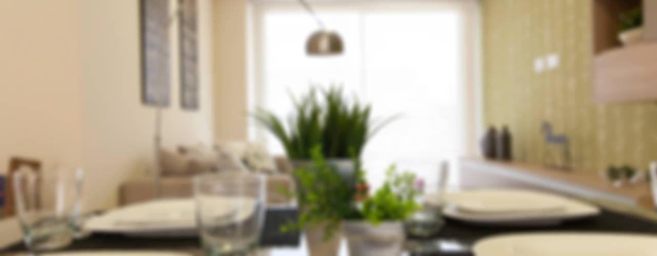 modern Dining room by Sebastian Alcover - Fotografía