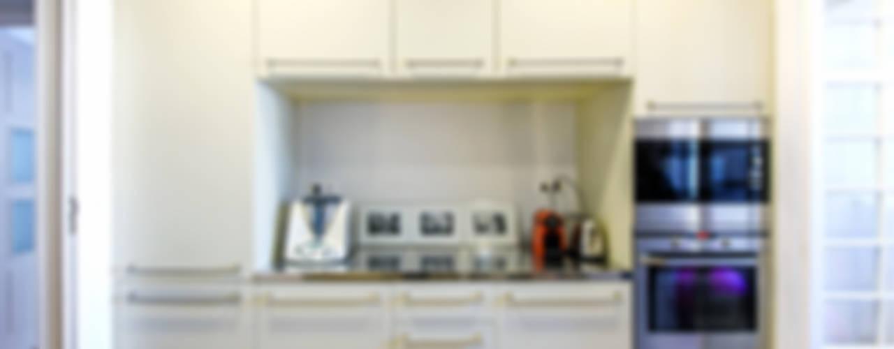 Scandinavian style kitchen by Espaço Mínimo Scandinavian
