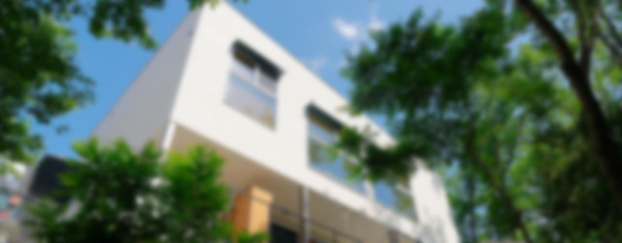 Eclectic style houses by coil松村一輝建設計事務所 Eclectic